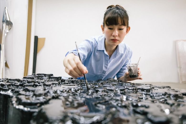 The Straits Times – The art of walking: Artist Melissa Tan maps neighbourhoods using found objects