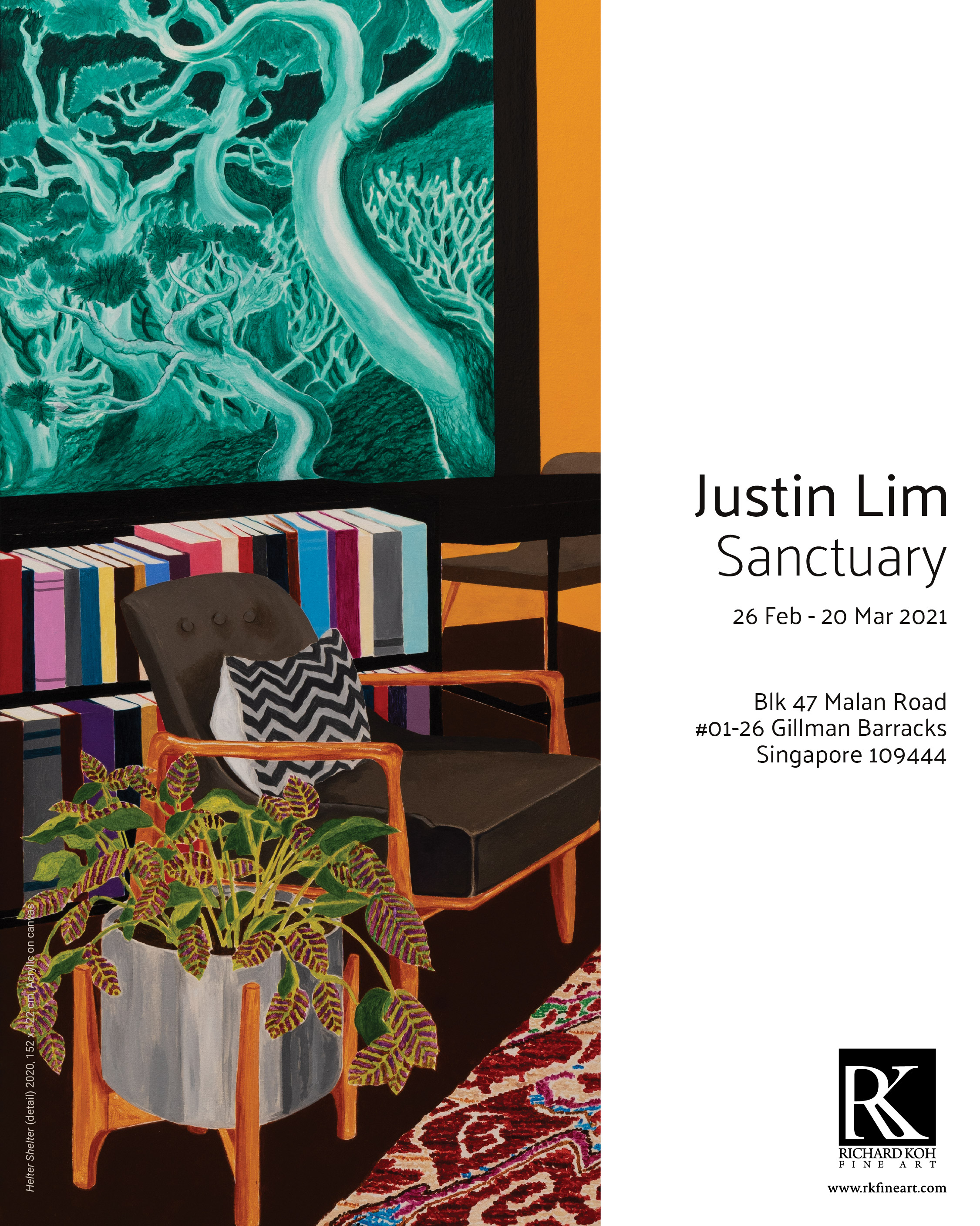 Justin Lim – Sanctuary