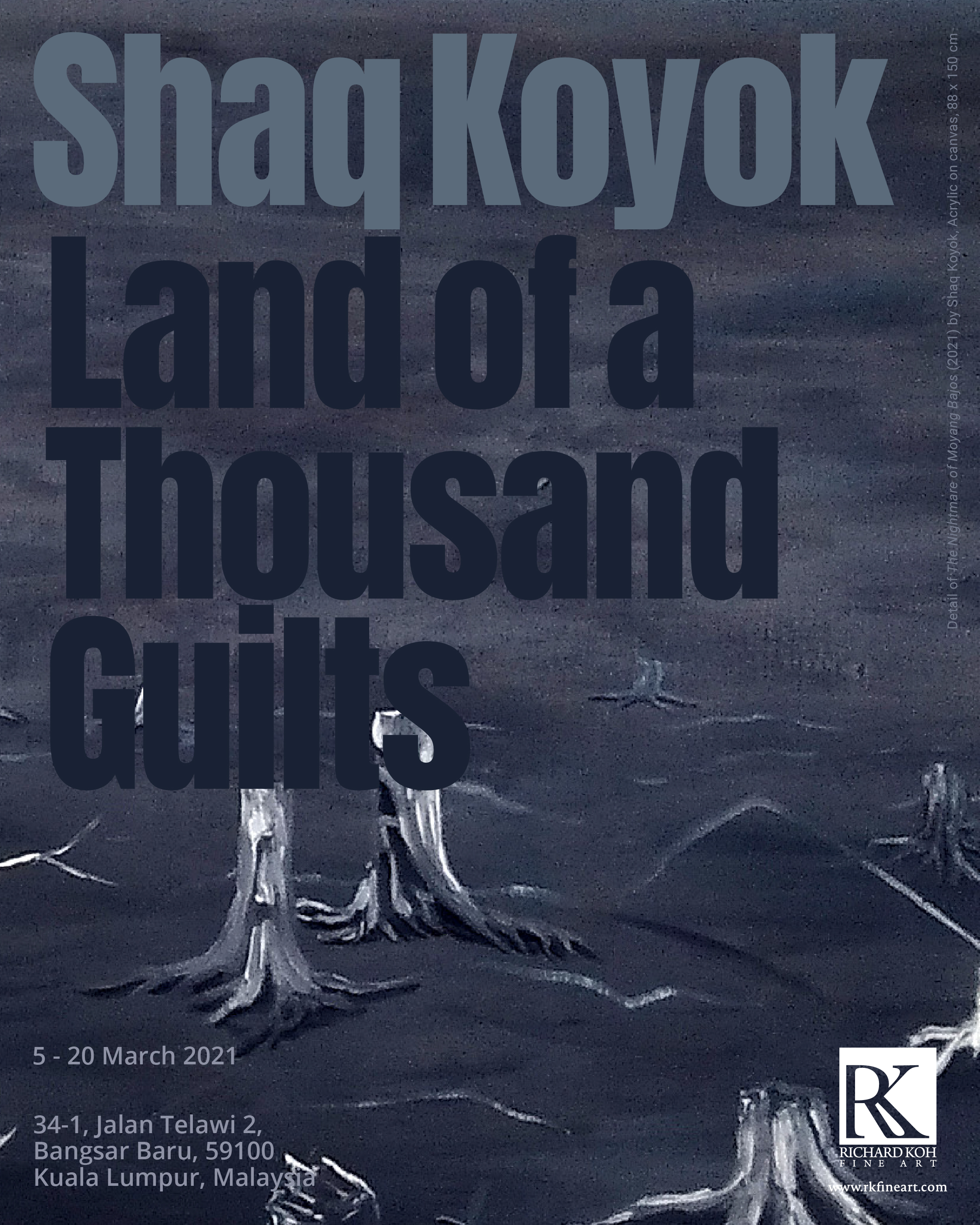 Shaq Koyok – Land of a Thousand Guilts