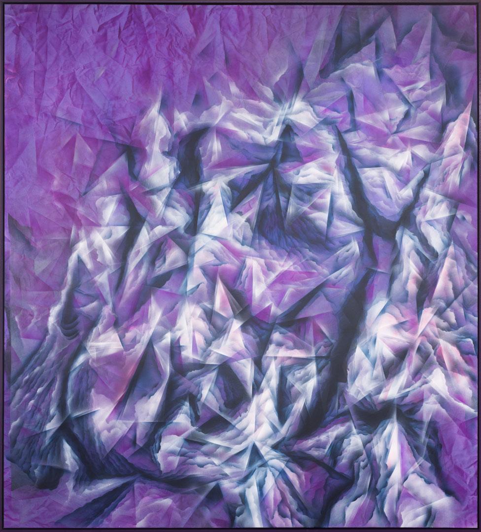 Under A Violet Mood
