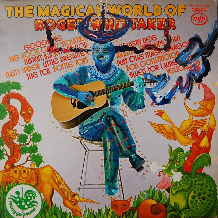 Magical World of Color Shaman