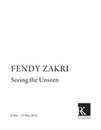 Fendy Zakri – Seeing the Unseen