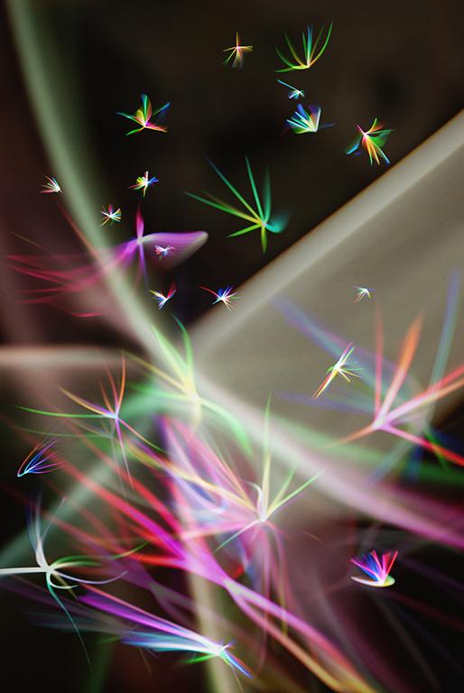 Luminous Objects 3