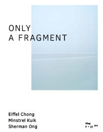 Only a Fragment