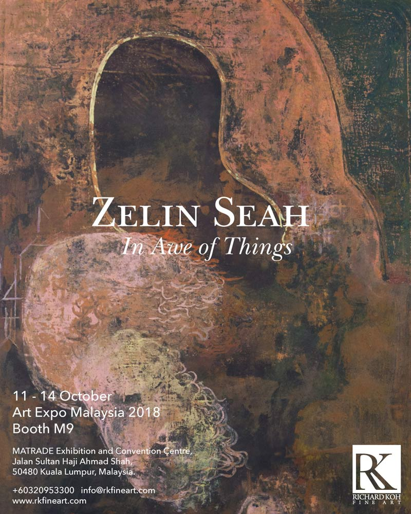Zelin Seah – In Awe of Things