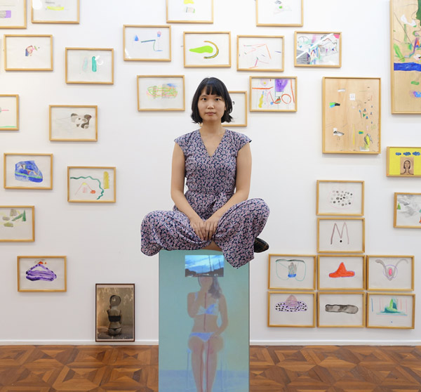 Star2 – Taiwanese artist's child-like works are like little puzzles to solve