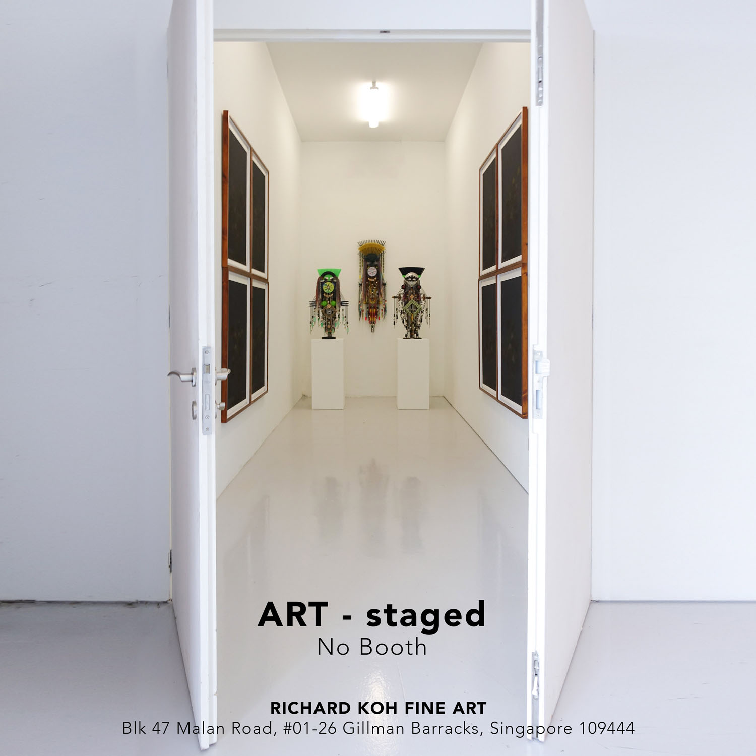ART – staged : No Booth