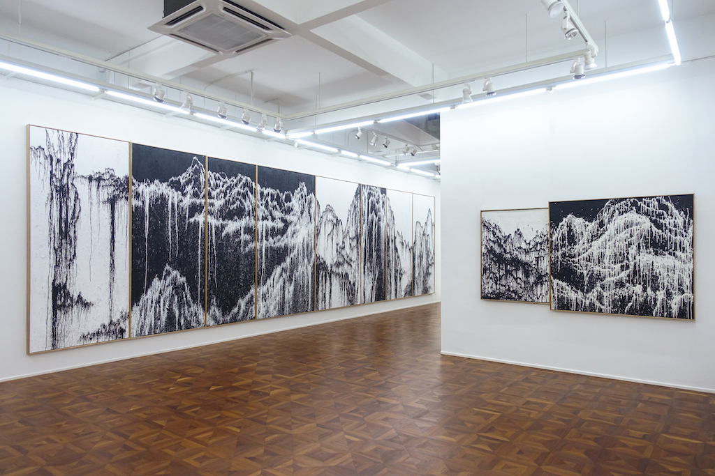 Thailand Current – Richard Koh Fine Arts presents Streaming Mountain by Yeoh Choo Kuan