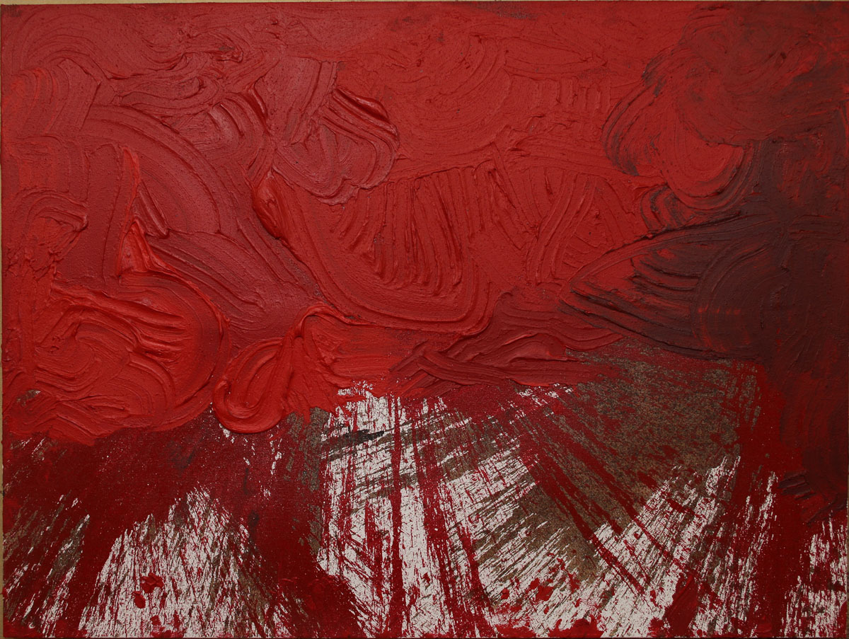 GILLMAN BARRACKS – HERMANN NITSCH