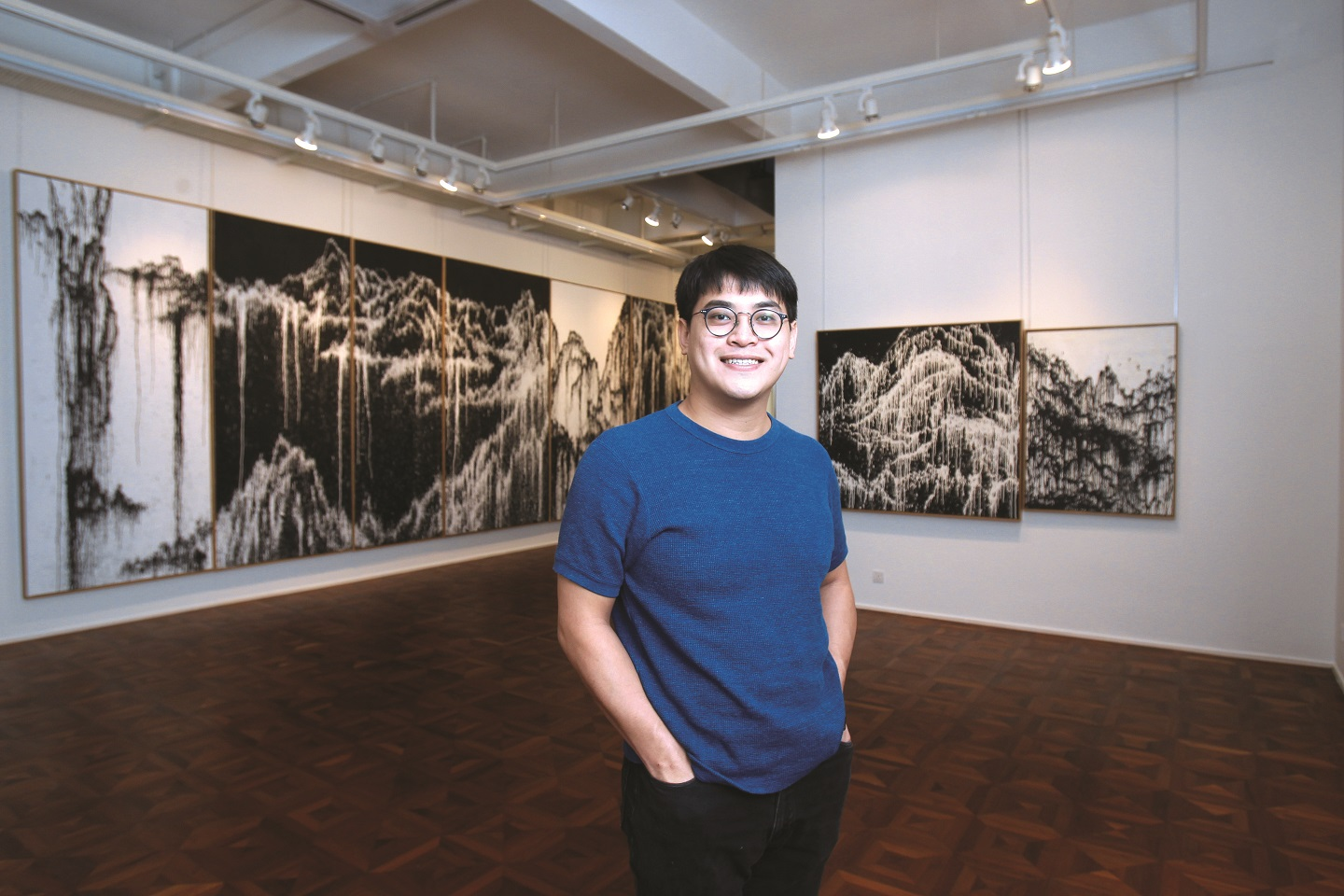 Options – Yeoh Choo Kuan confronts nature of human beings in 'Streaming Mountain'