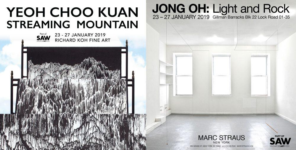 SAW – Yeoh Choo Kuan & Jong Oh