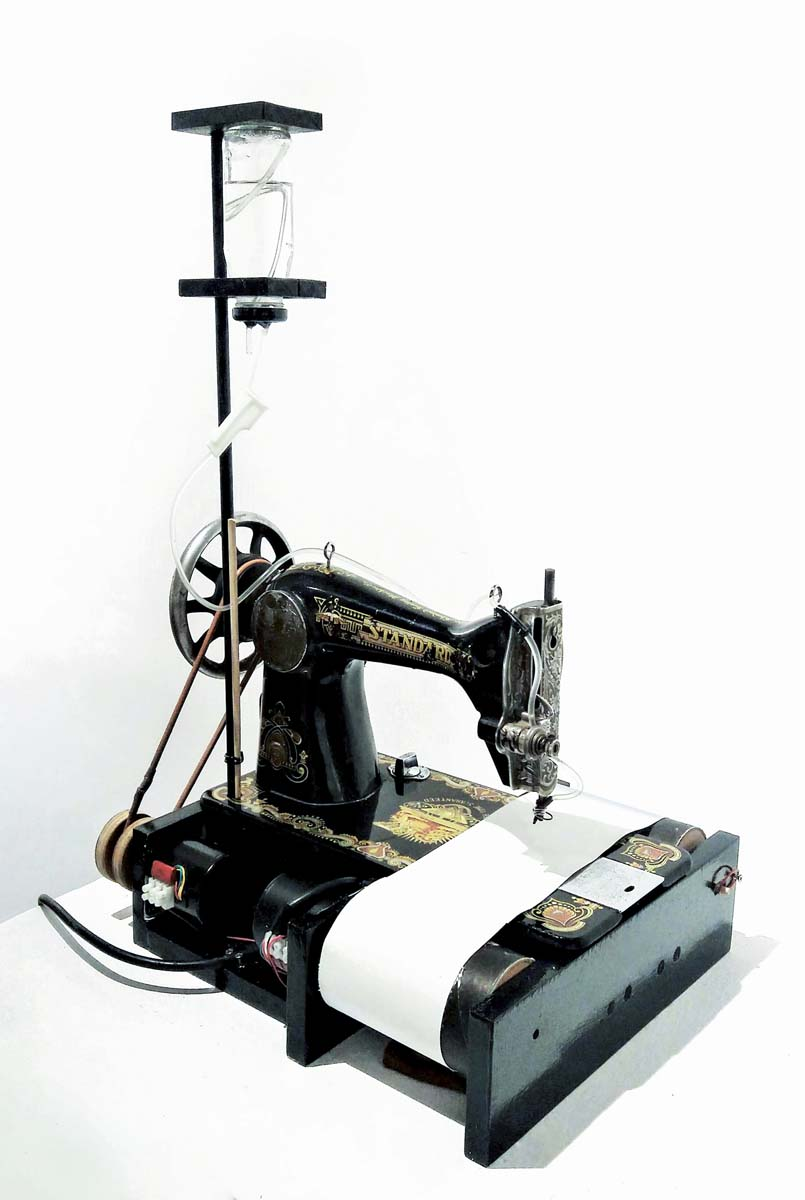 Untitled Sewing Machine