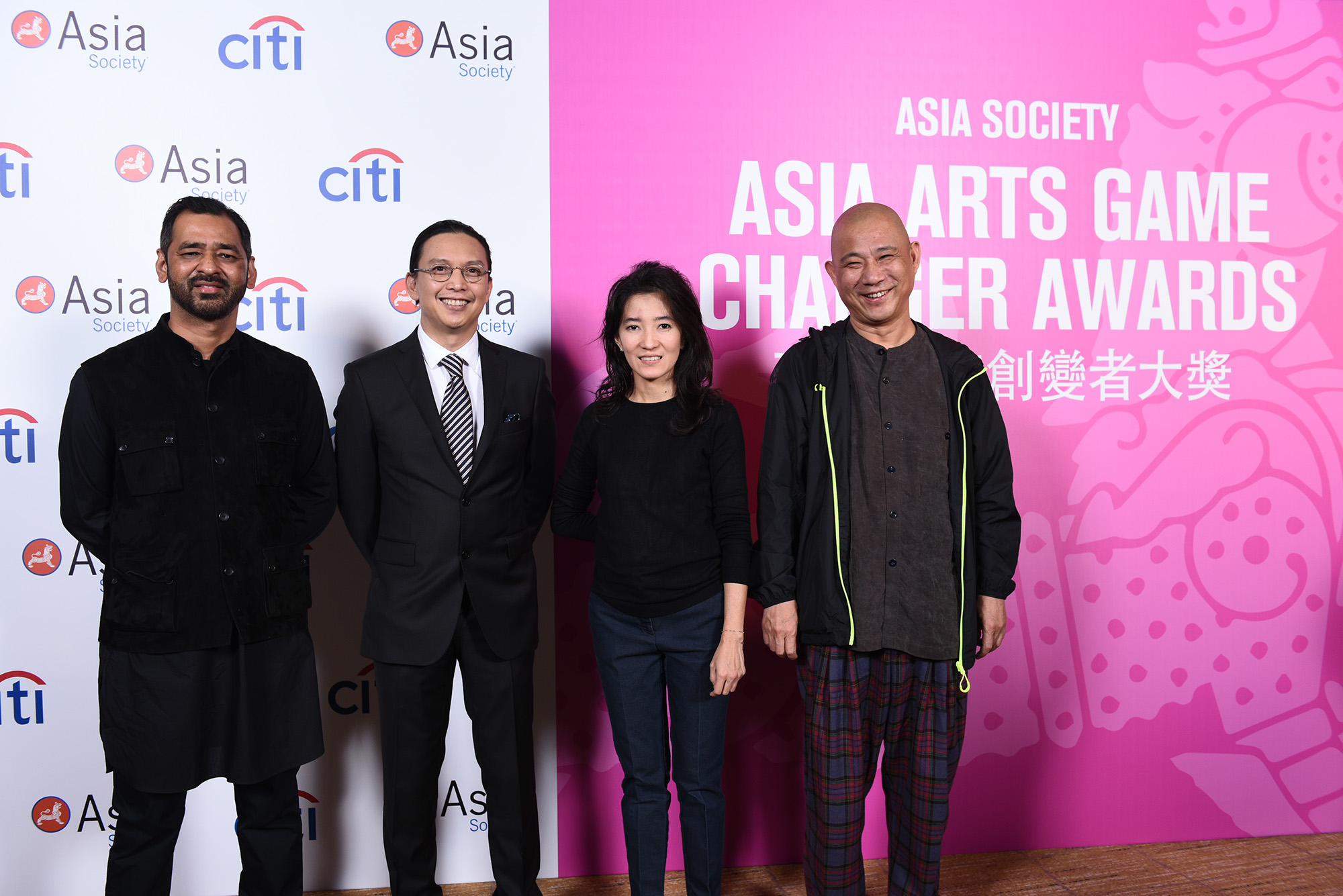ArtAsiaPacific – FOUR ARTISTS RECOGNIZED AT 2019 HONG KONG ASIA ARTS GAME CHANGER AWARDS