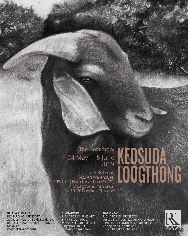 Kedsuda Loogthong – The Goat Story