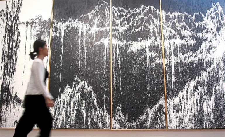 star2.com – Yeoh Choo Kuan adds dark twist to traditional Chinese landscape art