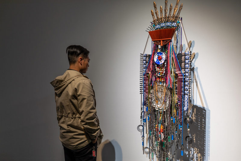 智能网 – 台北当代《乌鬼》展,揭出魑魅魍魉下的原始恐惧