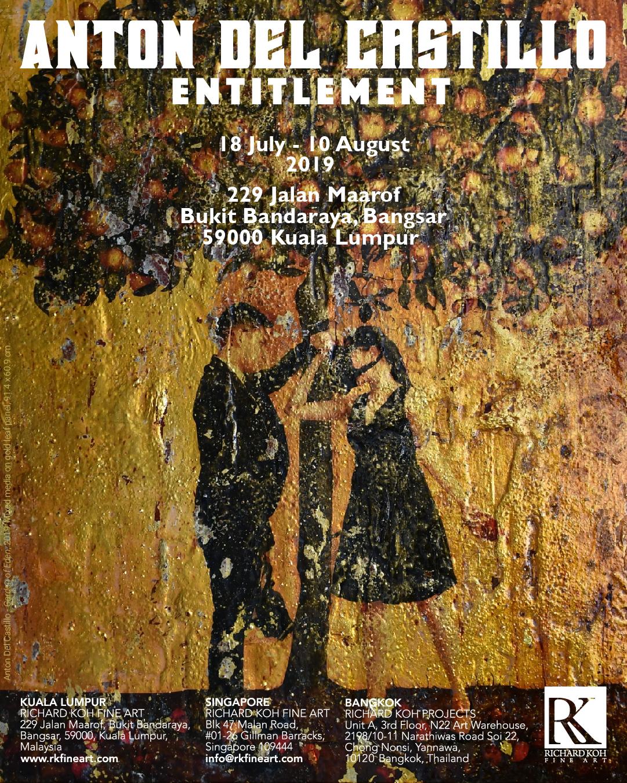 Anton Del Castillo – Entitlement