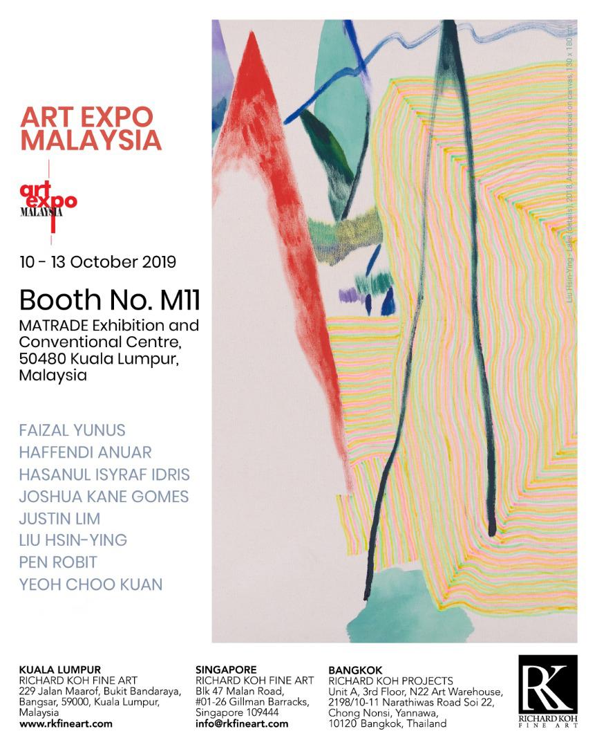 Art Expo Malaysia 2019