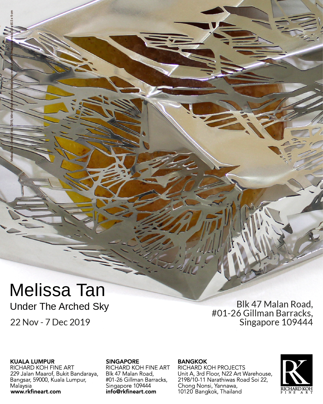 Melissa Tan – Under The Arched Sky