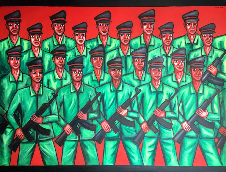 Pen Robit2020Oil on canvas155 x 200 cm