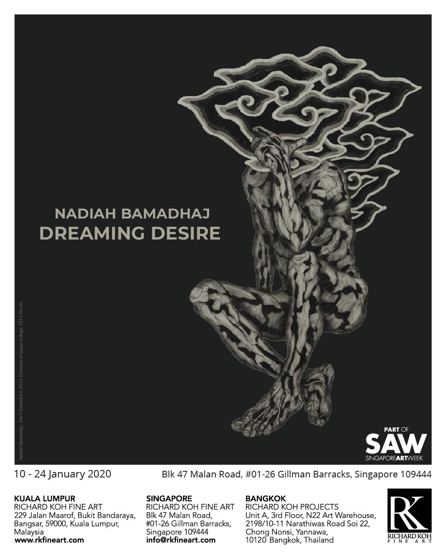 Nadiah Bamadhaj – Dreaming Desire