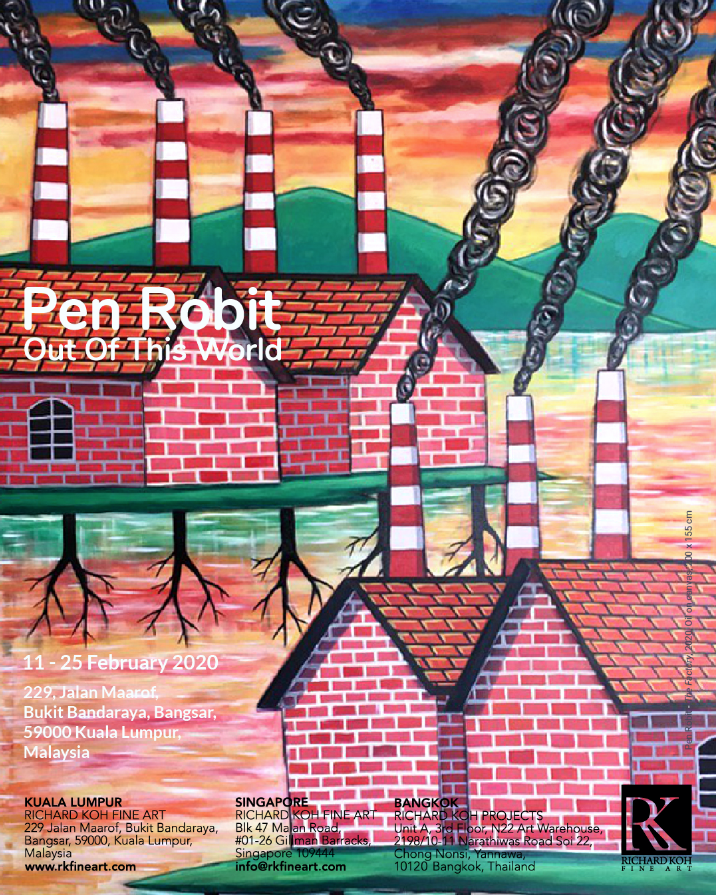 Pen Robit – Out Of This World