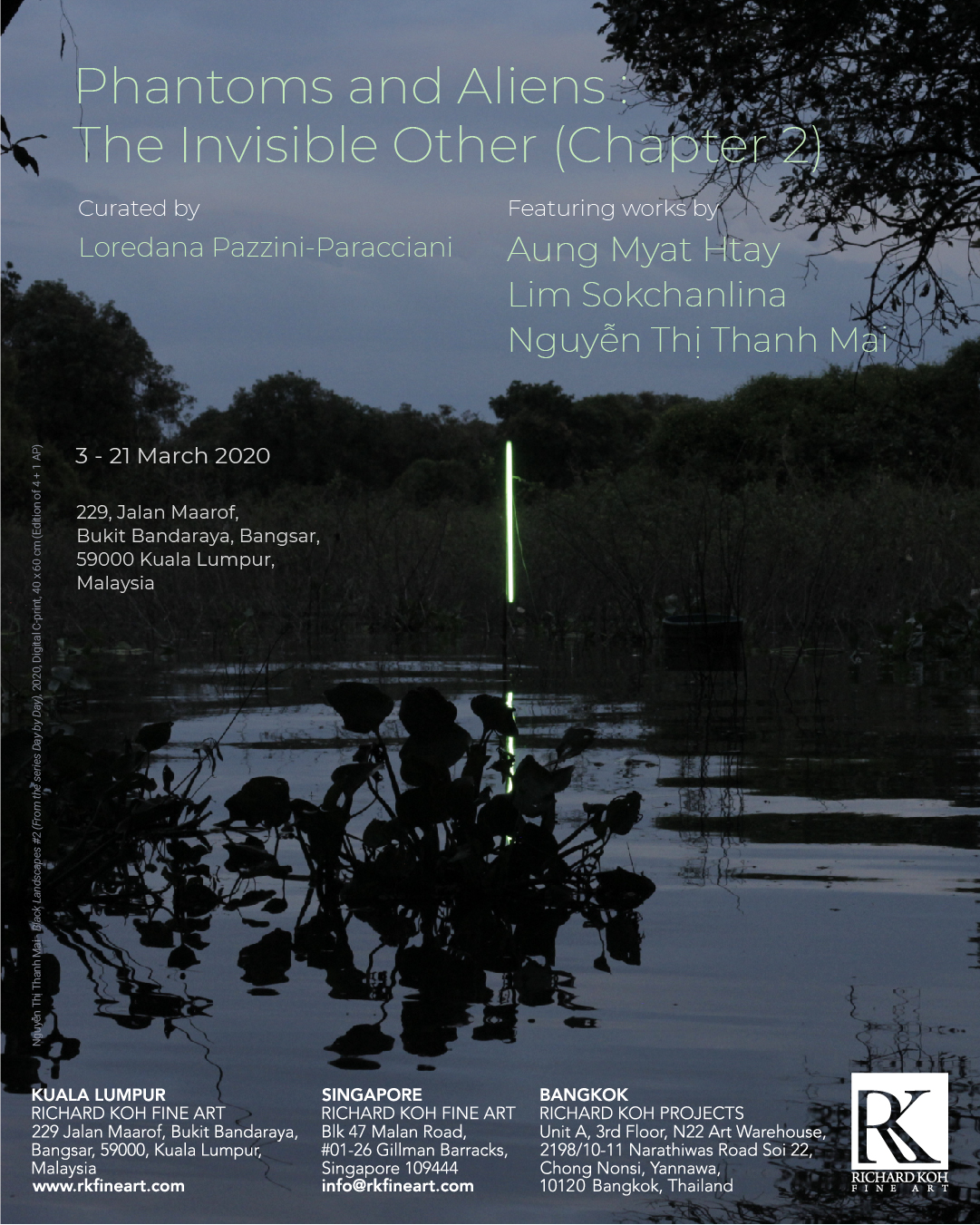 Aung Myat Htay, Lim Sokchanlina & Nguyễn Thị Thanh Mai – Phantoms and Aliens: The Invisible Other (Chapter 2)