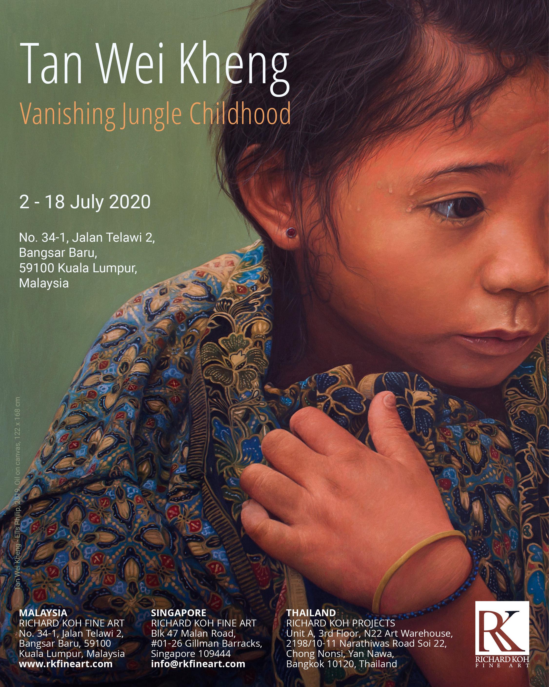 Tan Wei Kheng – Vanishing Jungle Childhood