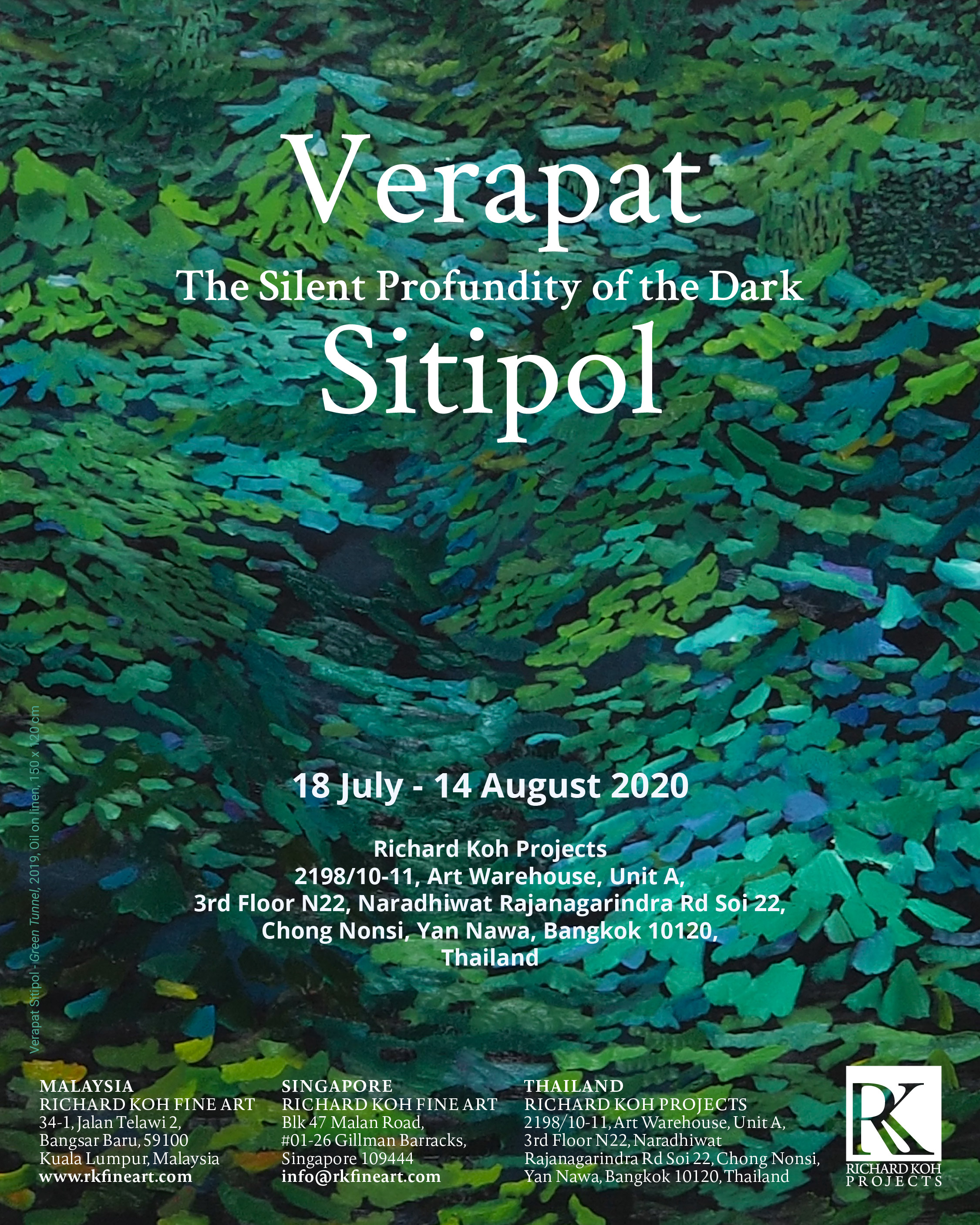 Verapat Sitipol – The Silent Profundity of the Dark