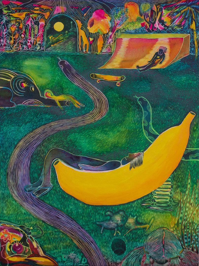 Going Bananas II