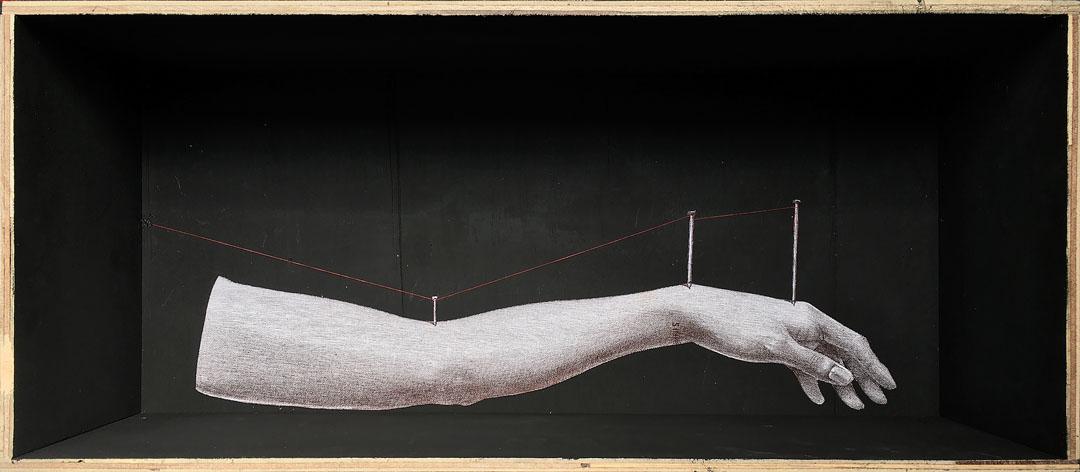 Un-Riveted (Left Arm)