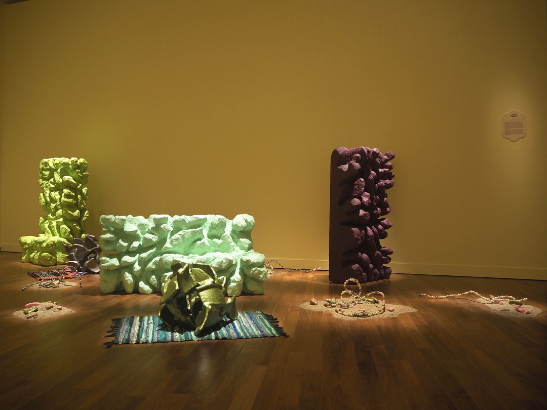 The Foot Beneath the Flower: Camp. Kitsch. Art. Southeast Asia (Curated by Louis Ho)
