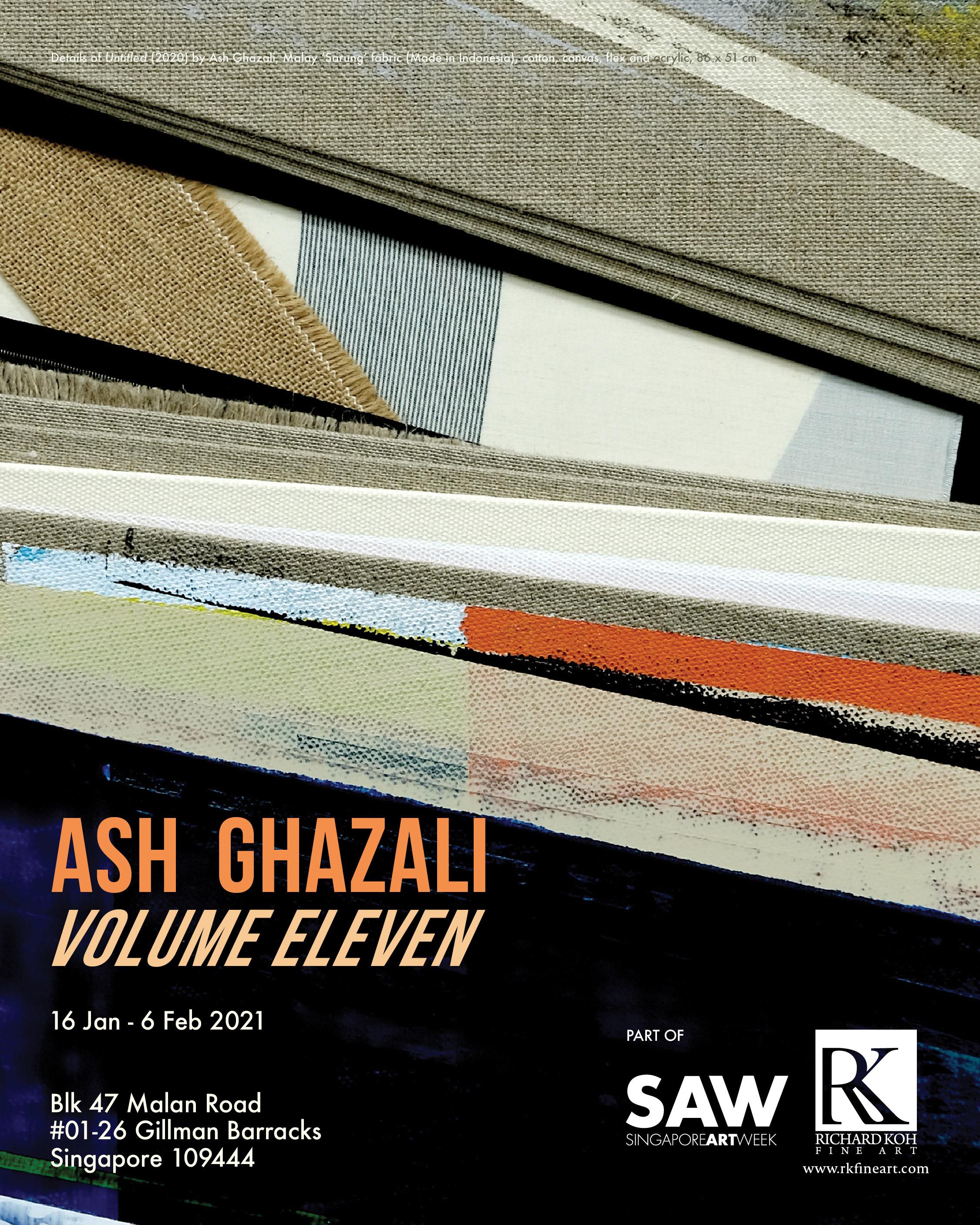 Ash Ghazali – Volume Eleven