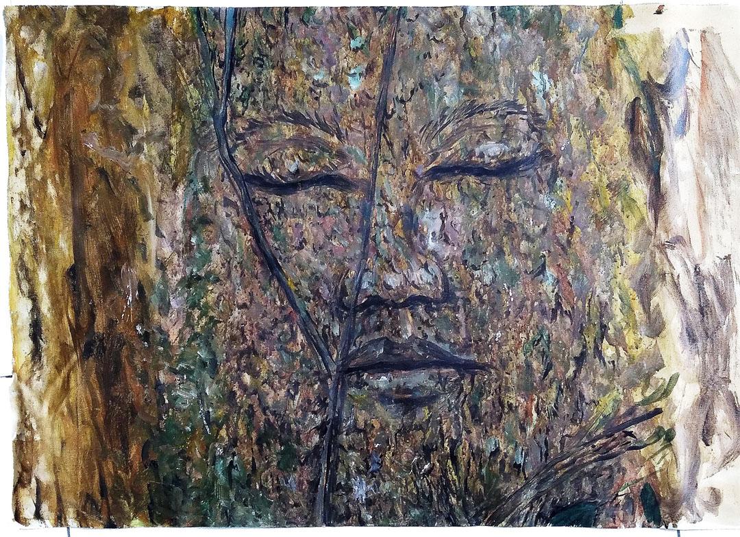 Portrait of A Tree