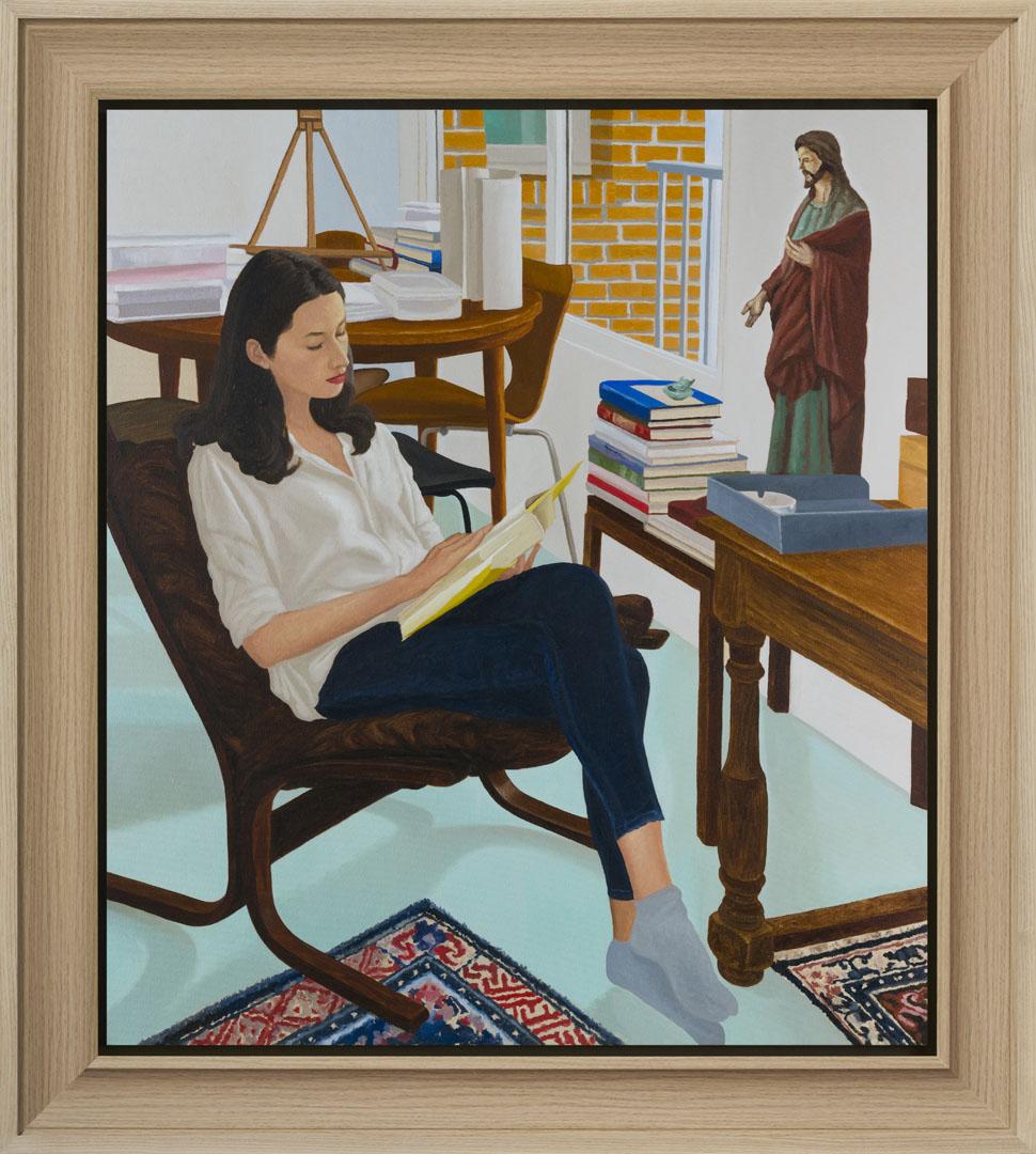 Julia with Jesus Christ Monologue
