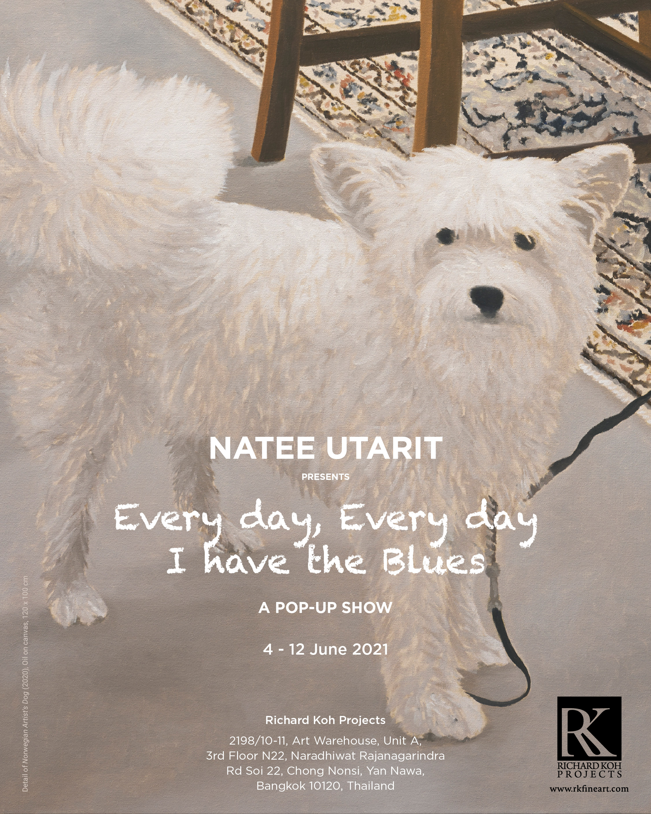 Natee Utarit – Every day, Every day I have the Blues