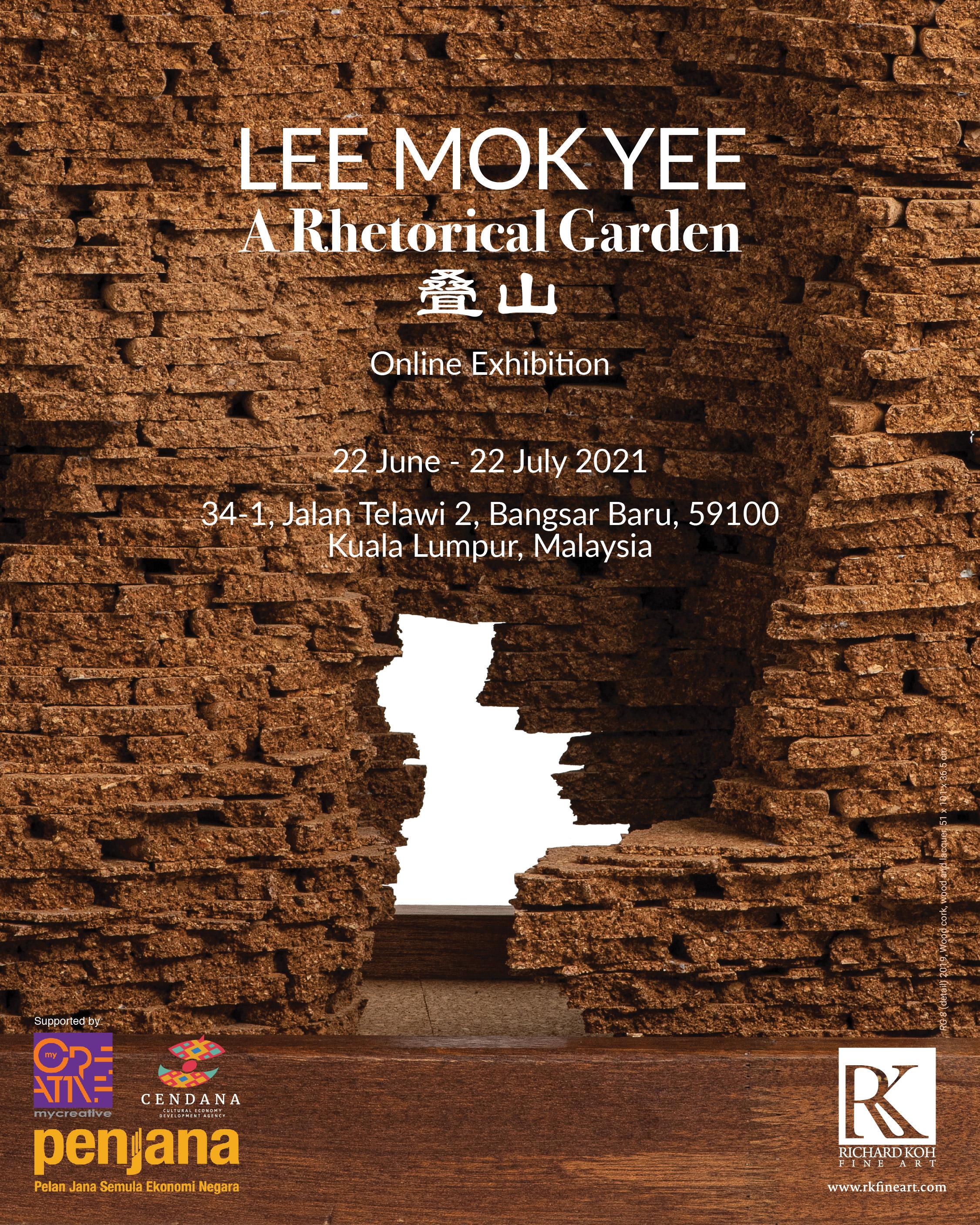 Lee Mok Yee – A Rhetorical Garden