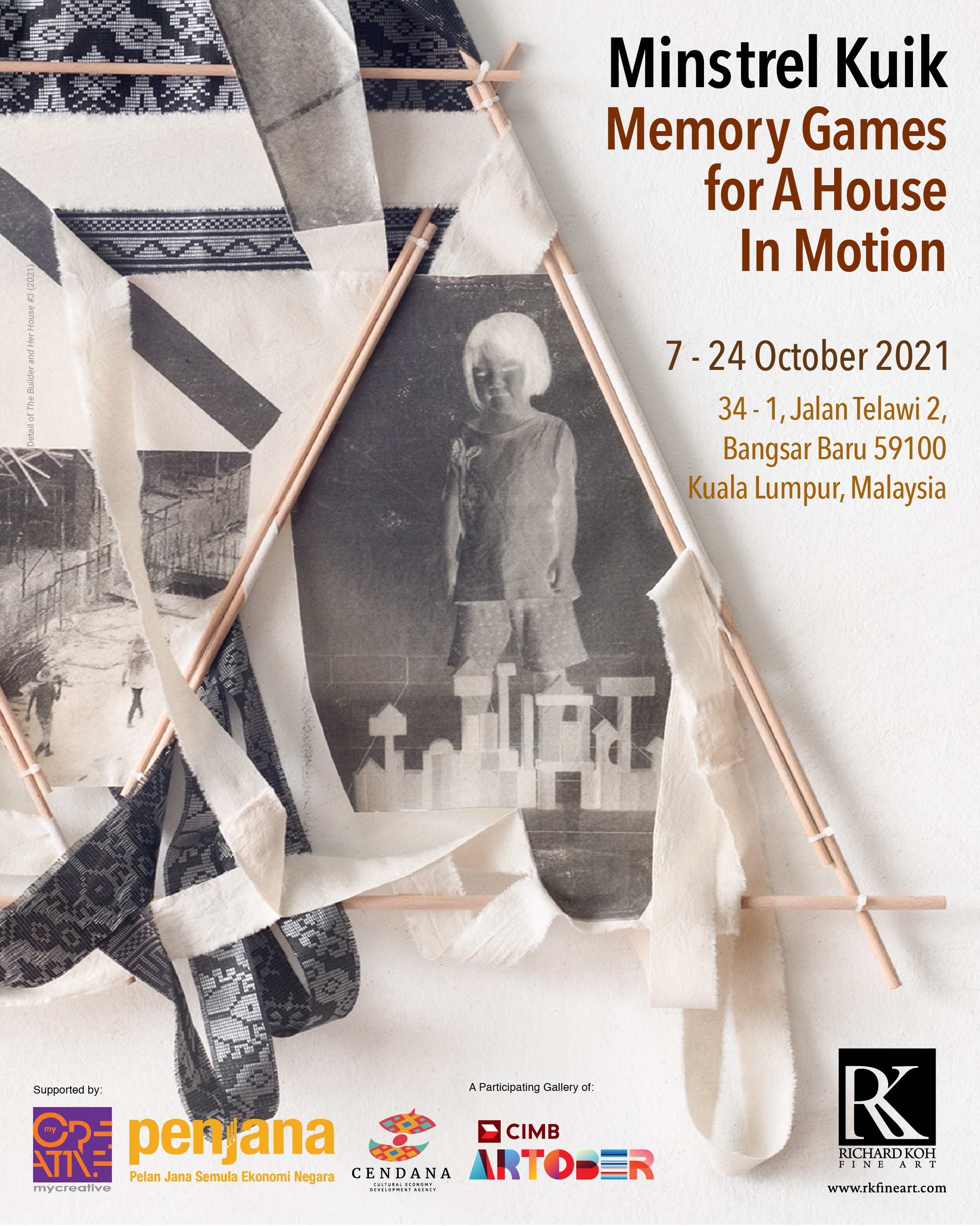Minstrel Kuik – Memory Games for A House in Motion