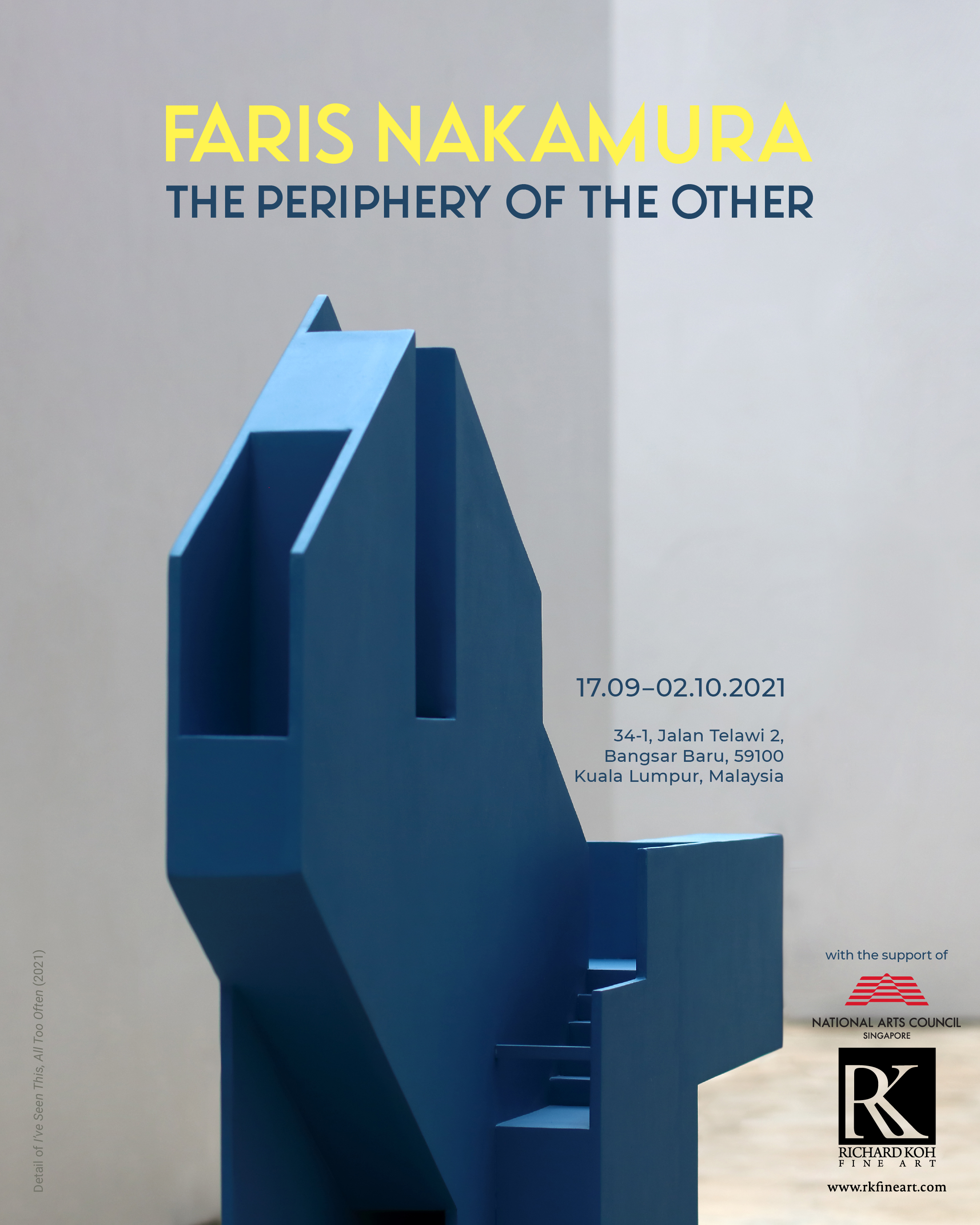 Faris Nakamura – The Periphery Of The Other